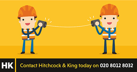 Contact Hitchcock & King today