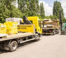 Building supplies in Burgh Heath