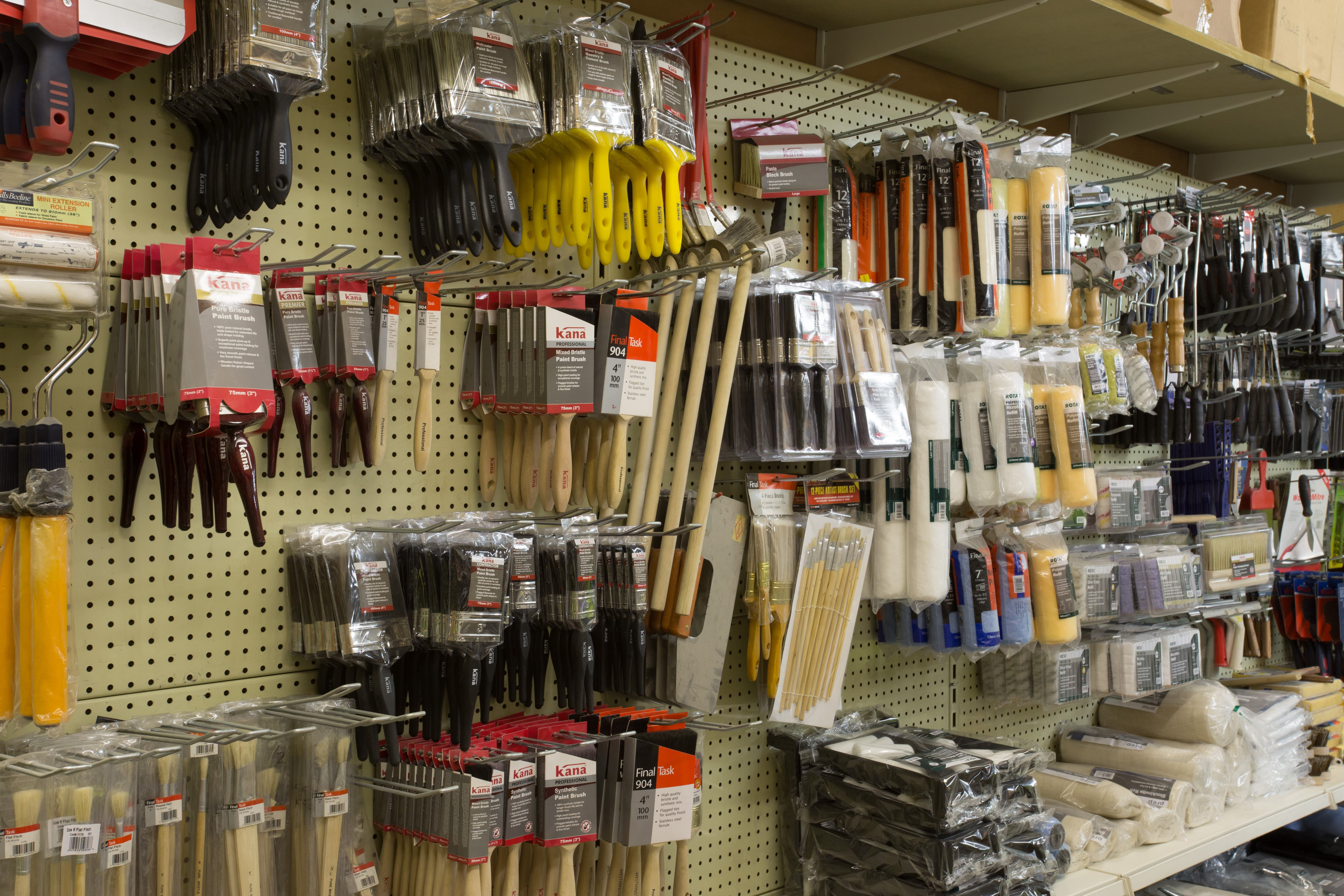 Decorating equipment london paint supplies fulham for K decorations trading