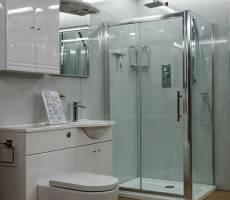 Hitchcock & King Bathroom Showroom Ashfield