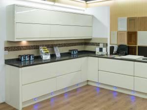 Hitchcock & King Kitchen Showroom Ashfield