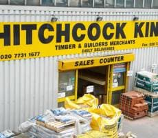 Hitchcock & King Fulham Branch