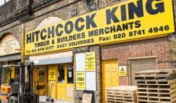 Hitchcock & King Hammersmith Branch