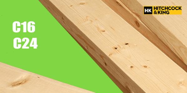 View C16 & C24 Timber Properties & Strengths | Hitchcock & King