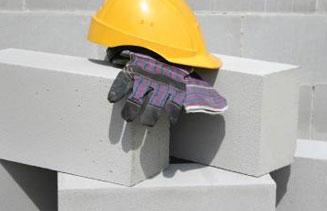 QUINN Lite Blocks & Hanson Cement