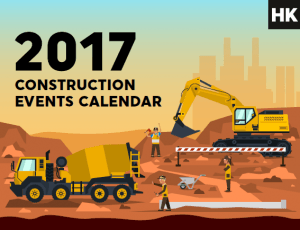 construction events and conferences calendar
