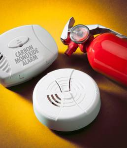 Fire safety products london