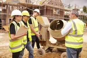 Avoiding wastage on construction sites